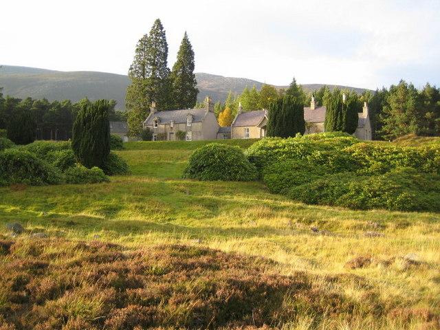 Allt-na-giubhsaich Lodge