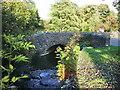 NY2332 : Stone bridge over Halls Beck , Bassenthwaite by Alexander P Kapp