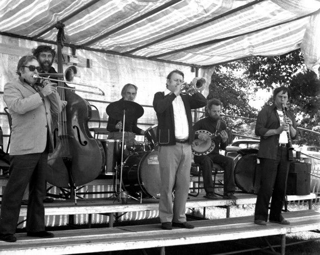 Jazz 'Al Fresco' on Putney Heath