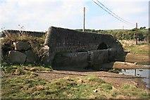 SW5638 : The Black Bridge by Tony Atkin