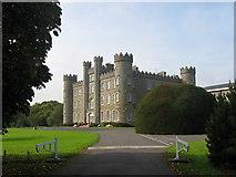 O1666 : Gormanston Castle, Co. Meath by Kieran Campbell