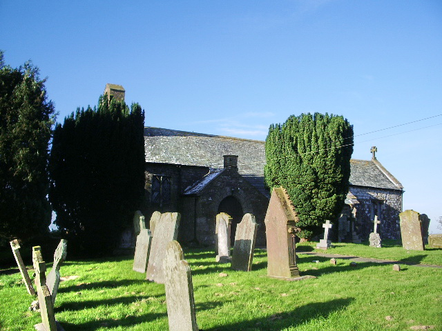 The Parish Church of St Mary, Gilcrux, c