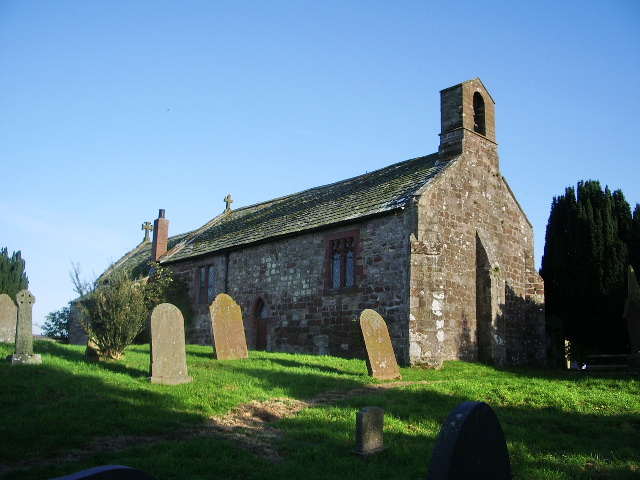 The Parish Church of St Mary, Gilcrux