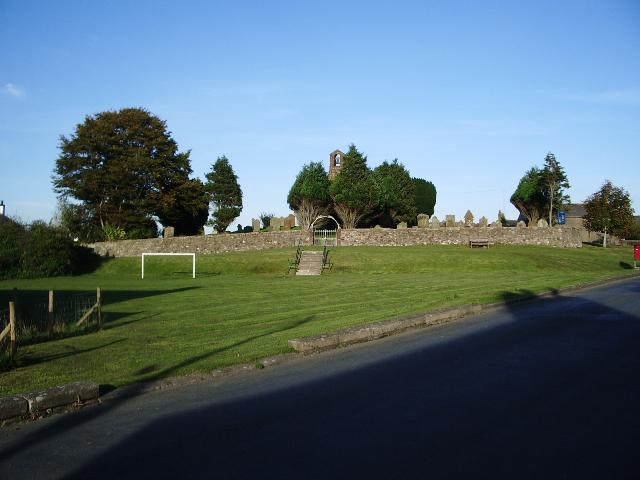 Gilcrux Village Green