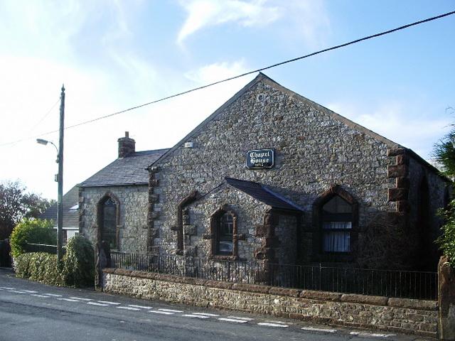 Chapel House 1875, Gilcrux