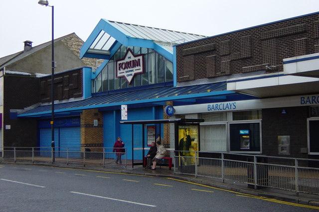 The Forum, High Street West, Wallsend