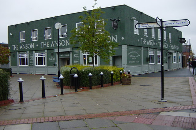 The Anson, High Street West, Wallsend