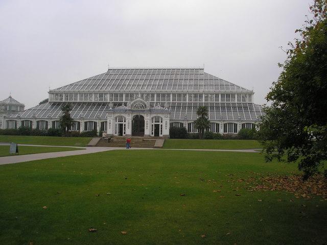 The Temperate House, Royal Botanic Gardens, Kew