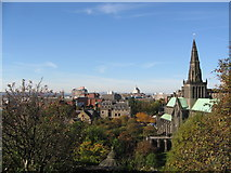 NS6065 : Glasgow Cathedral by wfmillar