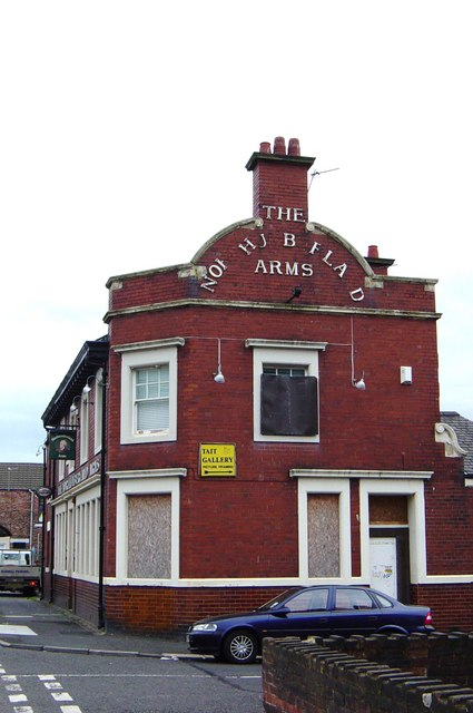 The Northumberland Arms, Rosehill