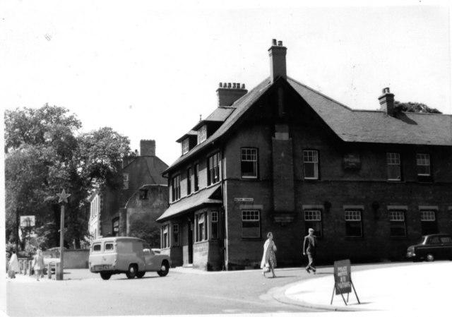 Monkseaton Arms, Monkseaton (1970)