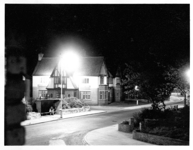 Black Horse, Monkseaton (1958)