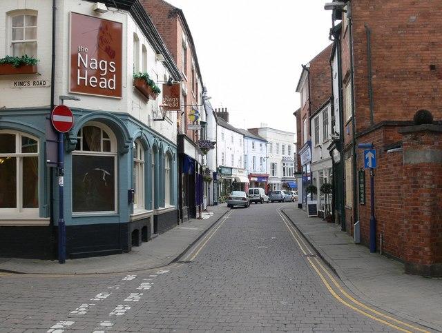 Church Street, Market Harborough