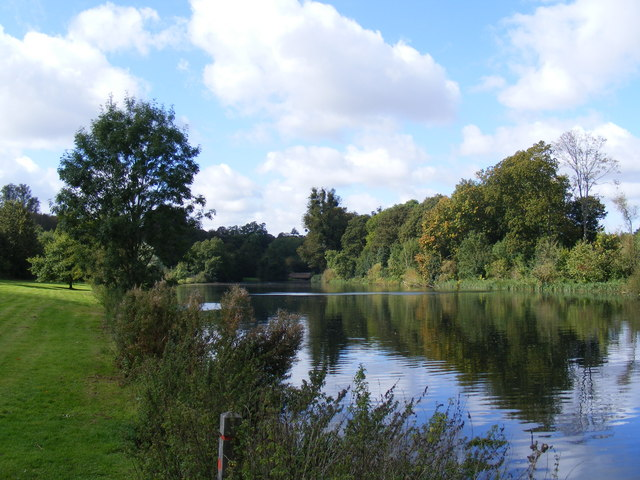 The Broadwater, Home Park, Hatfield House