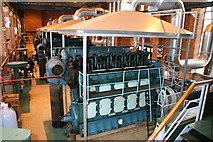 TF3242 : Black Sluice Pumping Station by Chris Allen