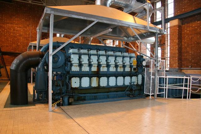 Black Sluice EE diesels