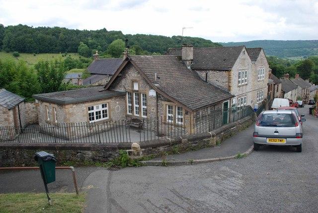 Stoney Middleton Junior School