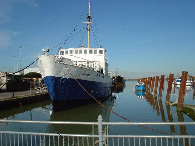 Gillingham Pier