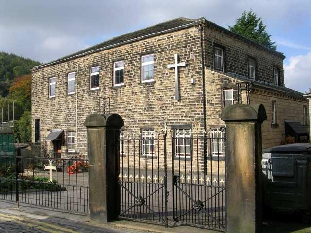 Bingley United Reformed Church - Dryden Street