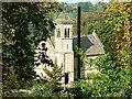 SO9202 : St Luke's church, Frampton Mansell by Brian Robert Marshall