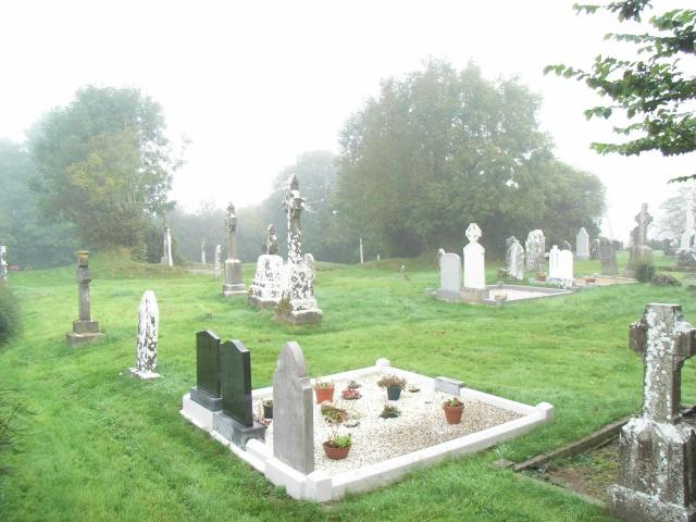 Church & Cemetery at Churchtown, Co. Meath