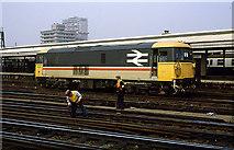TQ2775 : Maintaining the Railway by Martin Addison