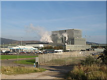 NS1851 : Hunterston Nuclear power Station 'B' by wfmillar