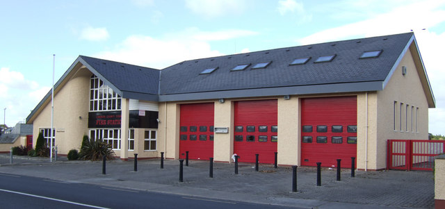 Rathkeale fire station