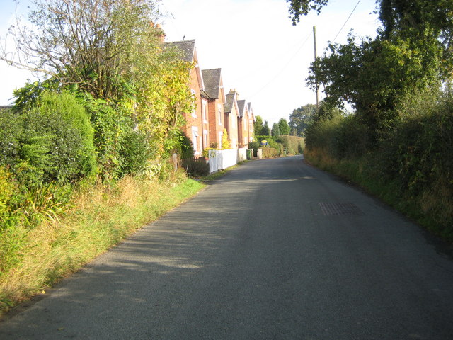 Houses in Betton