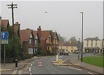 SO6302 : Traffic Calming, Church Road, Lydney by Pauline E