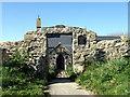 SM9339 : Gateway to St Gwyndaf's by ceridwen