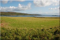 NR6977 : View from southern end of  Danna by Colin Chambers
