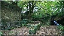 SK3160 : Lumsdale Valley by Alan Walker
