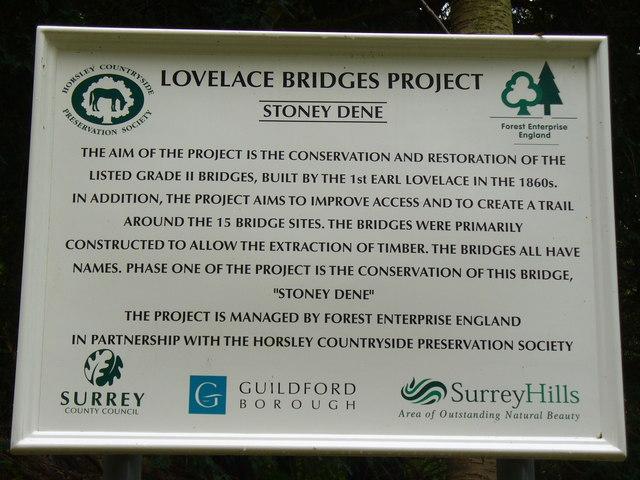Lovelace Bridges Project
