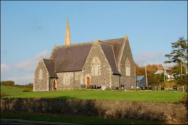 St Andrew's Parish Church near Boardmills