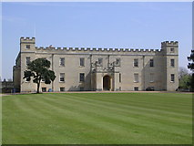 TQ1776 : Syon House by Mark Percy