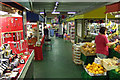 SE8911 : Scunthorpe Indoor Market by David Wright