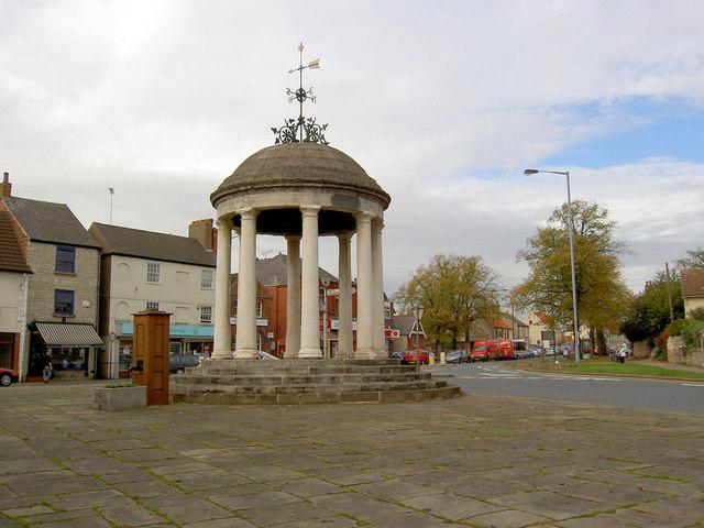 The Market Cross Tickhill