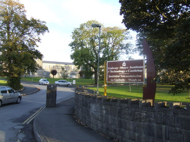Galway-Mayo Institute of Technology at Castlebar.