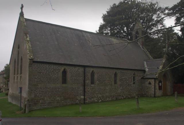 St John the Baptist Church at Levisham