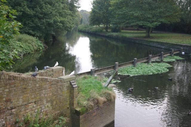 River Soar, Belgrave