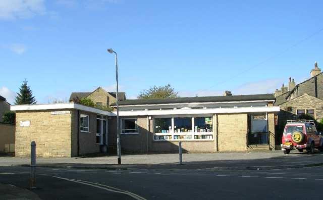 Northowram Library - St Matthew's Drive
