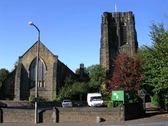 St Matthew's Church - Back Clough, Northowram