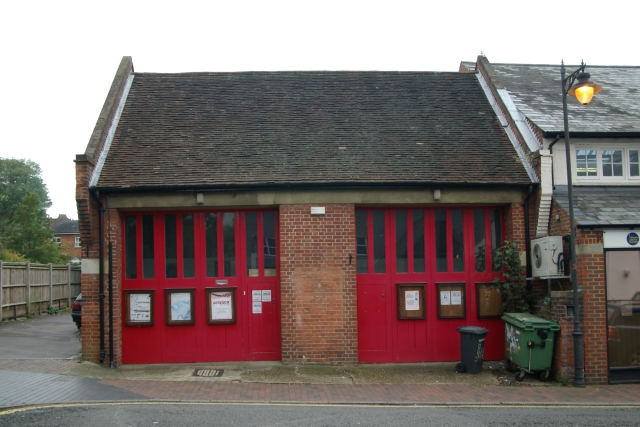 Godalming old fire station by Kevin Hale