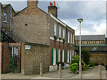 TQ3084 : Hides Street, Lower Holloway by Stephen McKay