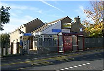 SE1734 : Otley Road Medical Centre - Otley Road by Betty Longbottom