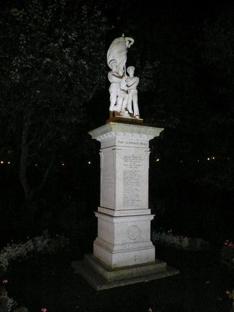 Matlock Bath - War Memorial