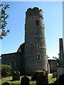TM4396 : St Mary's Church, Haddiscoe (3) by Evelyn Simak