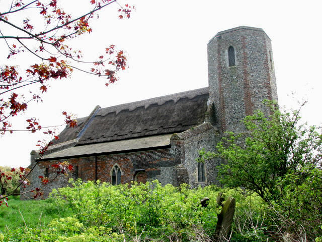 St Gregory's Church, Heckingham (2)