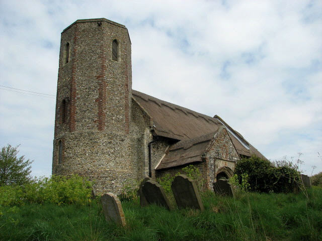 St Gregory's Church, Heckingham (3)